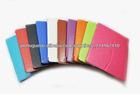 Caso Transformadores de couro flip Tablet para iPad Air
