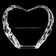 crystal blank crystal art,crystal handicrafts (BP-028)