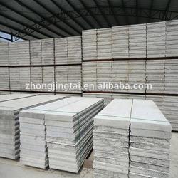 EPS 90m/100mm/120mm/150mm house siding types