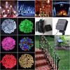Solar Power LED String Light, Christmas Light Chain, LED Fairy Light. HOT SALE
