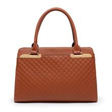 new fashion desigen china wholesale leather ladies handbags shoulder bag