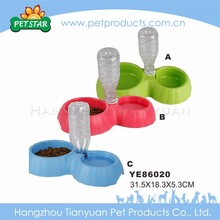 Portable high quality promotional fancy dog bowl