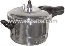 Aluminum Pressure Cooker 4/6/8/10Qts.