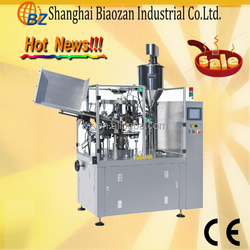 factory price high speed manual tube filling sealing machine for mascara/hair conditioner/cream paste