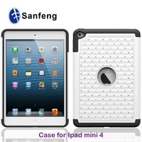 fashioned 3 in 1 combo case for iPad mini 4
