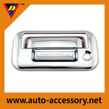 Chrome car exterior accessories for 2014 ford f-150