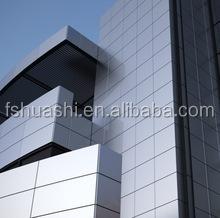 5 mm alucobond aluminio precio de la chatarra para construcción de construcción
