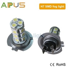 Original Taiwan Epistar SMD5050 H7 H8 H9 H10 H11 fog 12V led light car