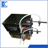 High Quality semi automatic electric liquid detergent filling machine