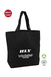 16OZ Personalized Garment Canvas Tote Shopping Bag