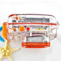Meikon 40m /130 ft waterproof camera cover for Nikon J1(10MM), ideal manufacturer for dive shop