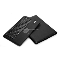 Detachable PU Leather Bluetooth Keyboard Case With Stand For Microsoft Surface Pro 3