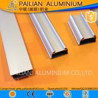 HK hanging led snap light display accessories/frame aluminum extrusion profile led display,Anodized Aluminum LED Profile
