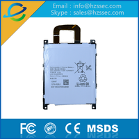 Shenzhen Factory 3000mAh High Power Mobile Phone Battery With Good Quality And Good Price For SONY-LIS1532ERPC