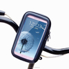 Waterproof Bicycle Bike Stand Holder Mount Case Bag Pouch for iPhone 6plus 5.5 Bike Handlebar Bag
