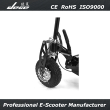 two wheel CE approved adult electric scooter 2015 new arrival Rohs cheap folding electric motorcycle
