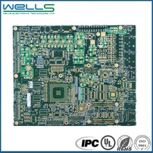fast delivery am fm radio pcb circuit board with ul certificate