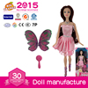 Small Plastic Doll Educational Toys For Kids