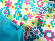 Nylon spandex fabric for sports wear and underwear