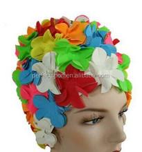Popular rubber flower cap