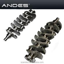Spare Part for Benz truck engine crankshaft om 447 4470300801