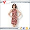 New Design Short Sleeve Evening Fashion Dress 2015