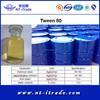 Factory Direct Supply---Non-Ionic Emulsifier Cosmetic Grade Polysorbate 80