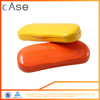 Wholesale hard metal optical aluminium glasses case