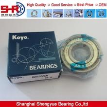 KOYO 6202ZZ ball scrap steel shredders machine bearing