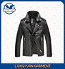 2015 men's fashion leather jacket winter new style men's jacket
