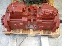 KATO HD700V-3 excavator hydraulic pump K3V112DT kawasaki