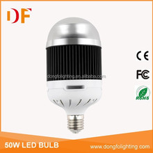 50W LED bulb light replace high bay lamp beam angle 38degree