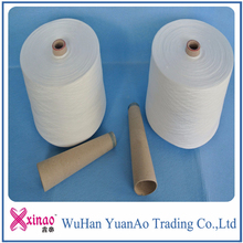 100%polyester yarn count 20s 30s 40s 50s