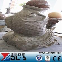 stone fish garden sculpture fish sculpture