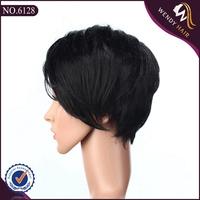 black ponytail wig with reasonable price
