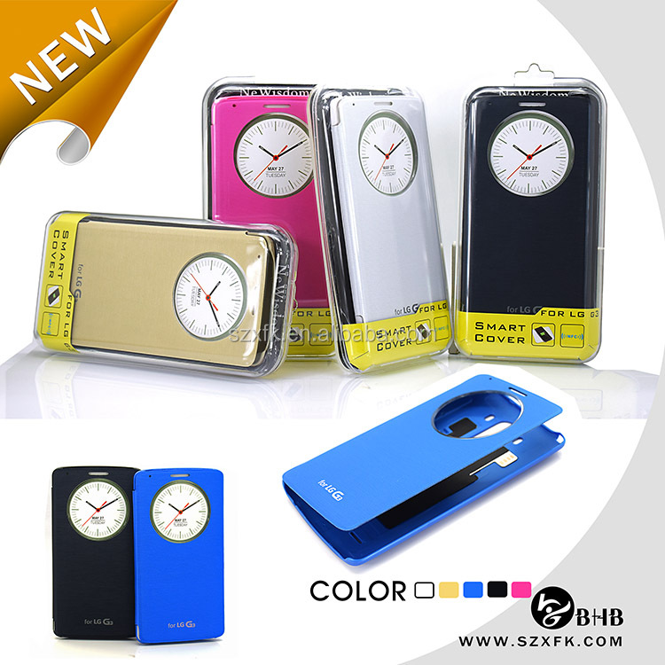 Best Sale Color Cell Phone Case, PC mobile phone Case for LG G3