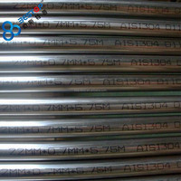 Thin Wall / light gauge stainless steel water tube / pipe