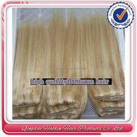 New product best selling 100% indian 27 613 piano fast shipping cheap flip in hair extension