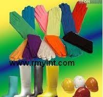 pakistani RMY 125 high quality working gloves long cuff
