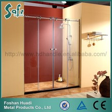 Professional wall mounted shower sliding room with high quality
