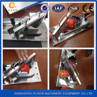 NEW TYPE tomato cutting machine/tomato slicer/tomato slicers food slicer