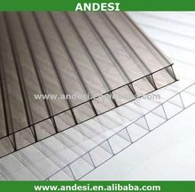 UV filtration 6mm colored PC sheets for sales