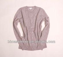 lana de las mujeres / chaqueta de cachemira