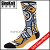 Colorful Funny For Men Custom Sublimated Socks