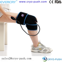 knee support brace /cooling instant Velcro pack relieve bony spur pains bruises