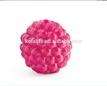 squeaky pet toy manufacturer rubber ball pet toy for dog made in China