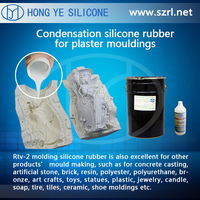 Which kind of silicone rubber suitable for GRC decoration,GRC column,GRC molds
