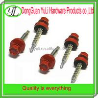 wafer head Self Drilling concrete screw