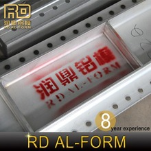 RD Alibaba High Standard Aluminum building material for concrete formwork Agent