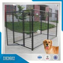 OEM Or ODM Galvanized Tube Dog Kennel